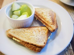 Toasties. Kith Cafe at Park Mall