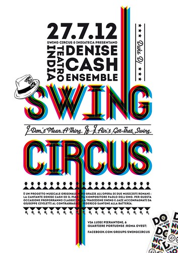SwingCircus 27.07.2012 by cristiana.piraino