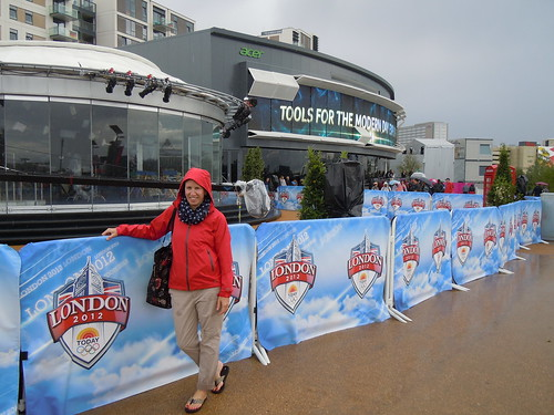 Today Show Olympic Park set