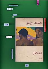 Jorge Amado, Jubiabà, Einaudi, Torino 1952 Copertina