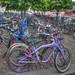 Bicycles - Copenhagen, Denmark