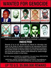 Lệnh truy nã của Tòa án Tội phạm Quốc tế cho Rwanda