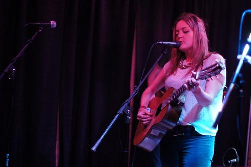 Chelsea Crowell, Slim's, Raleigh NC, 04/12/12