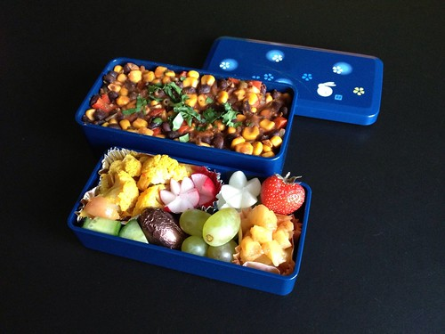 Meatless Monday Bento (23-04-2012)