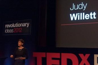 TEDxBoston 2012 - Judy Willett