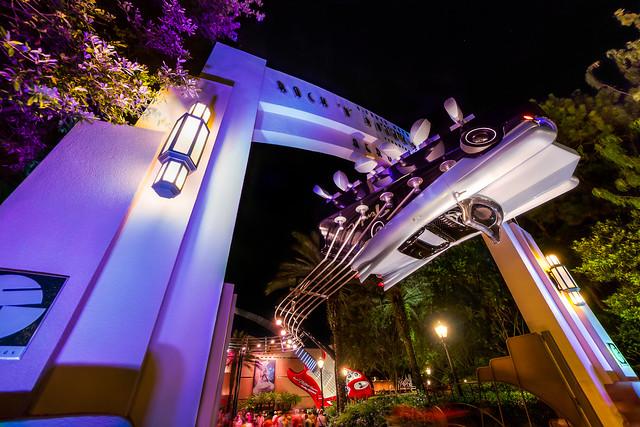 Hollywood Studios Rock N Roller Coaster Flickr