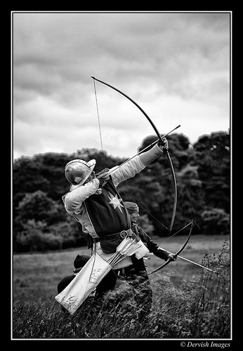 Harewood 0061 B&W by Dervish Images