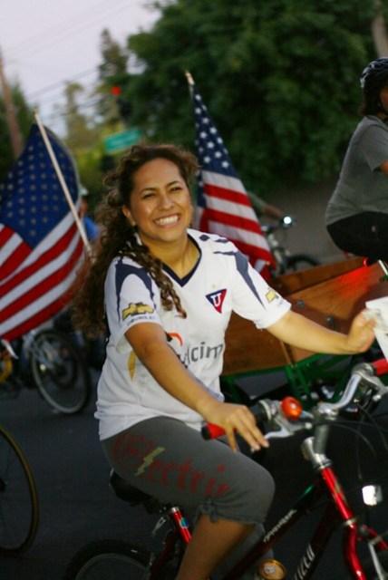 South Bay Bike Party July 20 2012
