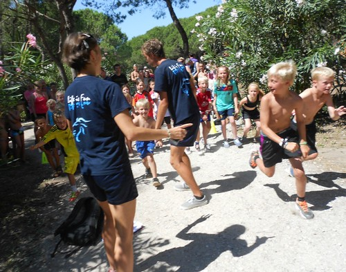 kids marathon at camping ca savio in cavallino treporti
