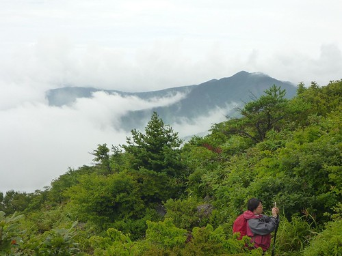 磐梯山トレッキング Mt.Bandaisan Trekking(Fukushima)