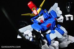 SDGO Sandrock Custom Unboxing & Review - SD Gundam Online Capsule Fighter (36)