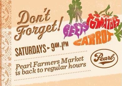 Fall hours at the Pearl starting Sept. 1