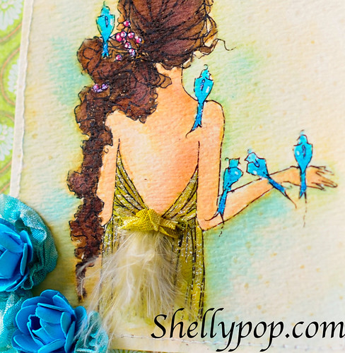Birds In My Hair ADFD 2 - shellypop.com