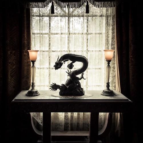 Dark Disney : Spirit of the Dragon (Disneyland Paris) - Photo : Gilderic