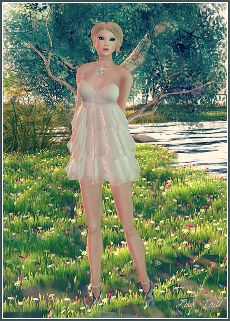 Fabulously Free in SL - Precious Crystals, by Love Trill