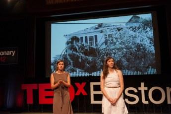 TEDxBoston 2012 - Caitria and Morgan O'Neill