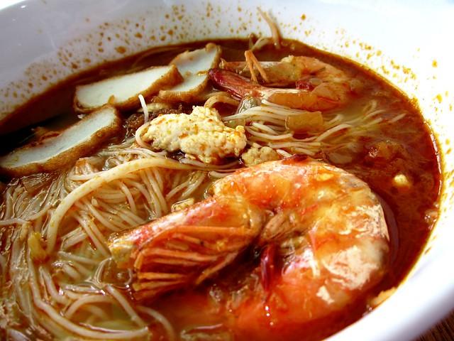 BusTerminal tomyam noodles 1