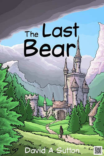'The Last Bear' New Cover by David A Sutton