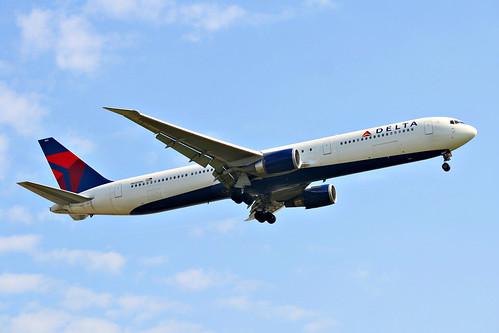 Delta Air Lines | Boeing 767-400ER @ SBGR