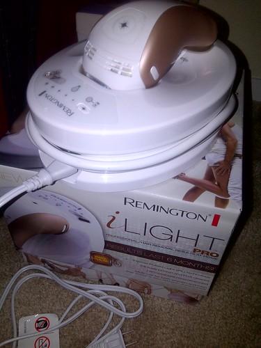 Remington iLight Pro