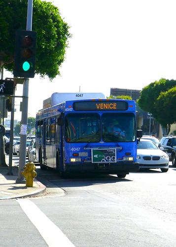 Big Blue Bus No. 1