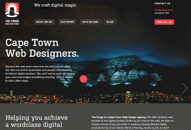 Cape Town Web Designers | WordPress Developers