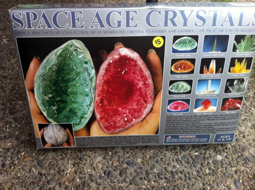 Space Age Crystal
