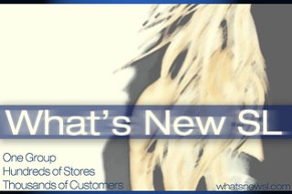 What's New SL Billboard 2012
