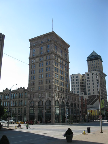 Conover Building, 2012 (Photo by Lisa Rickey)