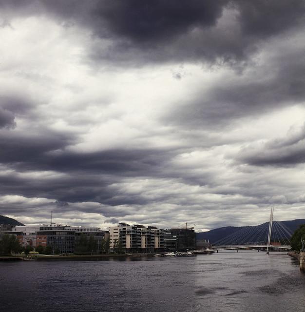 Har vært i Drammen! Kult ass..