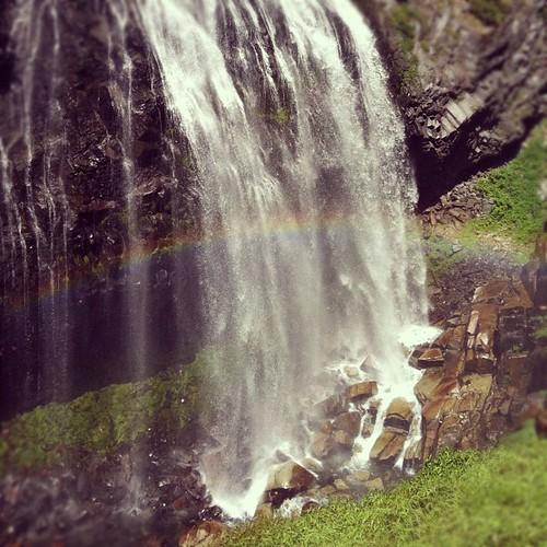 Naruda Falls, Mt Rainier