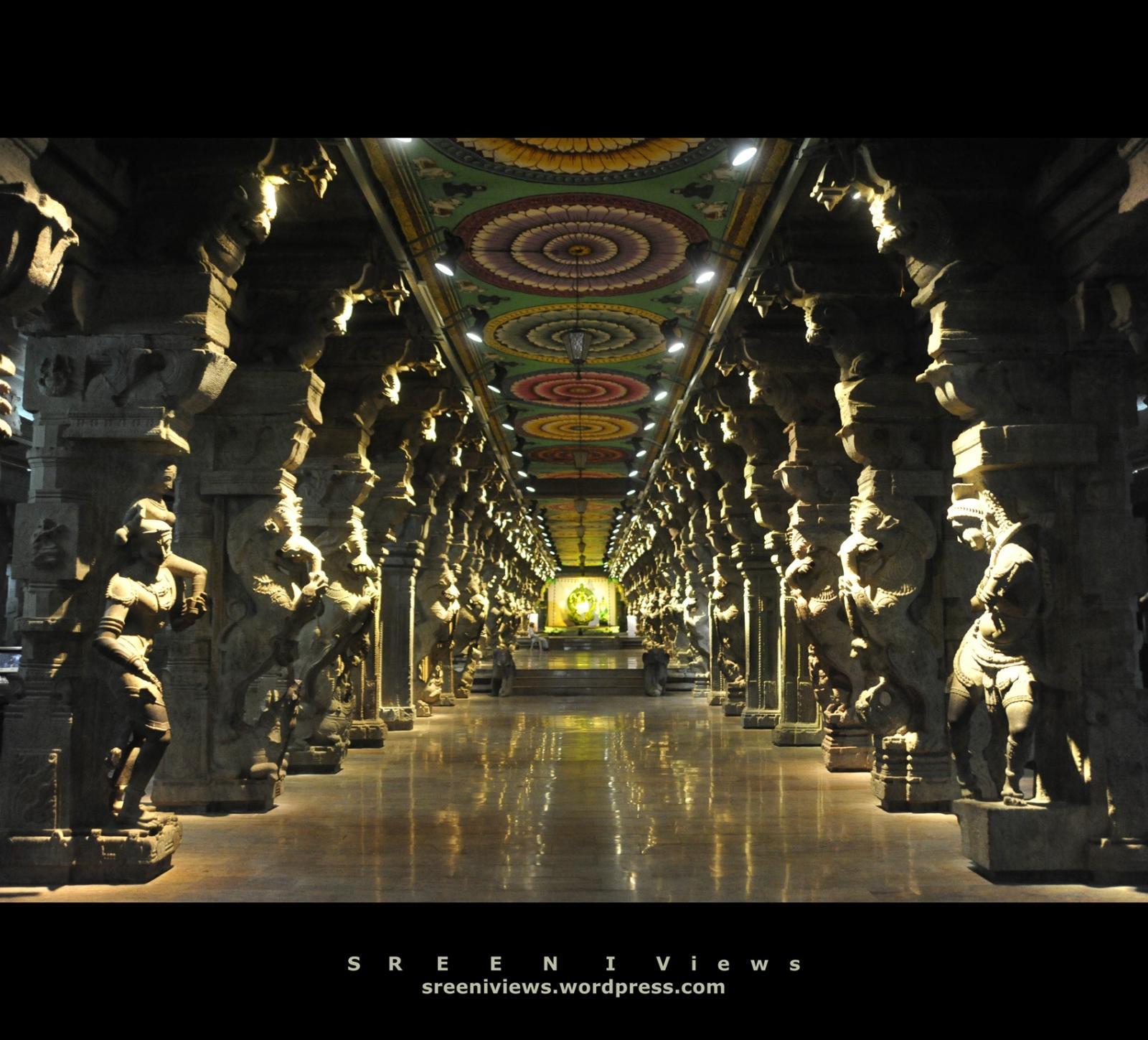 Incredible India! Marvelous Madurai, 1000 pillar temple