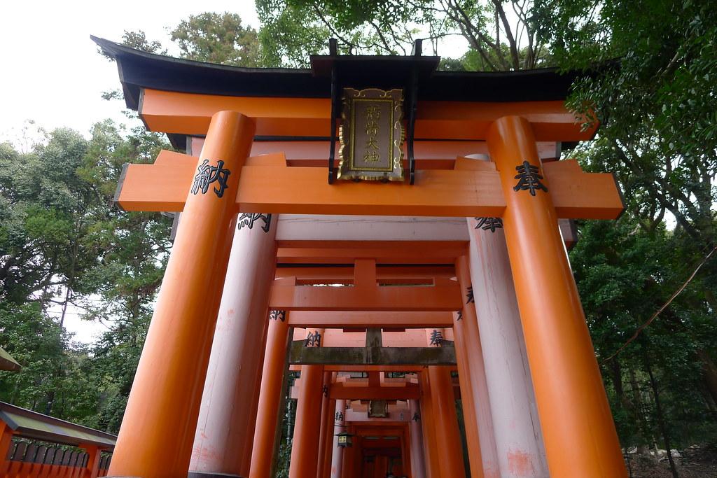magnetic-rose.net Higashi Honganji, Fushimi Inari, and Kinkakuji