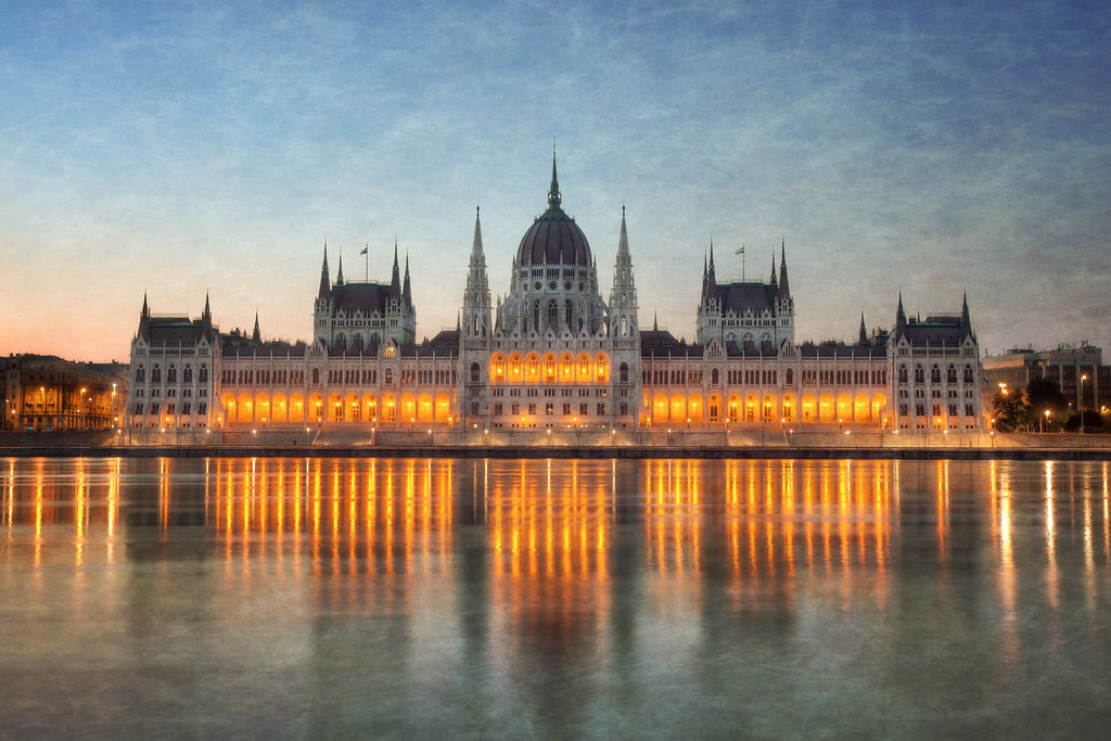 Image result for budapest parliament building