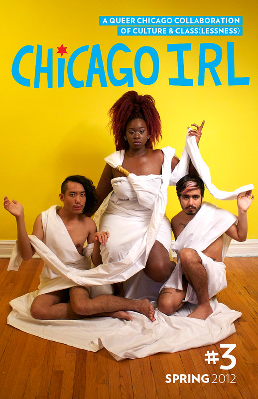 Chicago IRL Issue 3 Cover