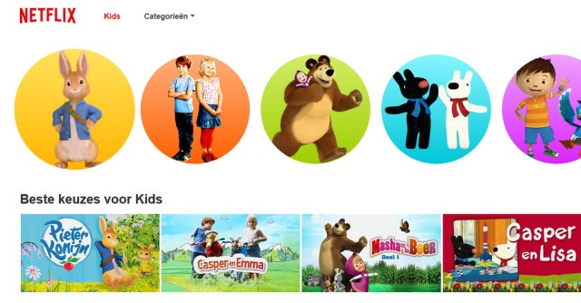 Netflix Kids
