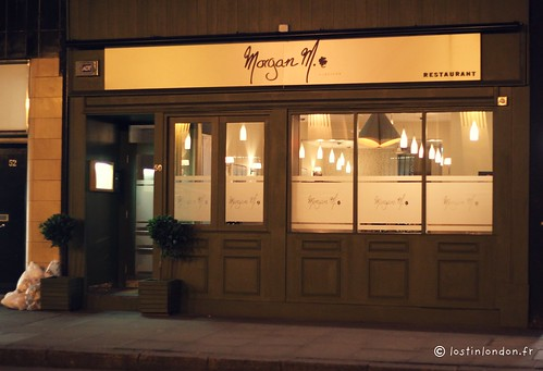 morgan m london restaurant