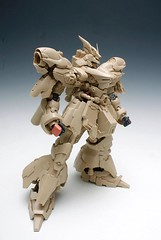 GMG 1-100 Sazabi Formania Version Resin Conversion Kit Complete Final Cast (6)