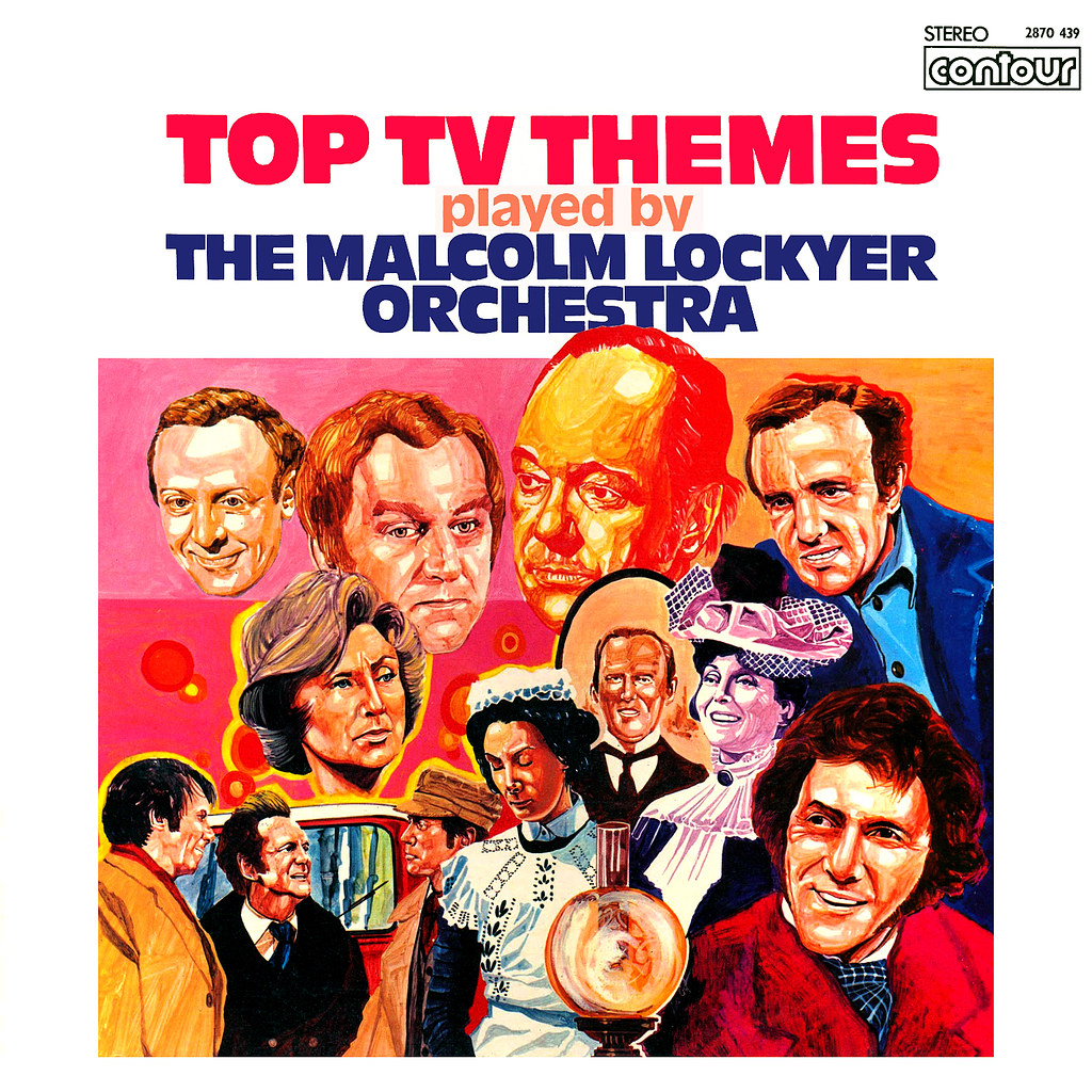 Malcolm Lockyer - Top TV Themes