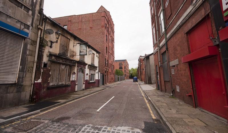 Salford Chapel Street