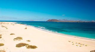 Playa de Fuerteventura.