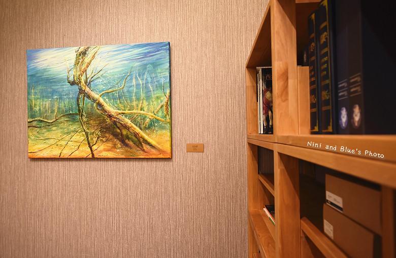 台中環中路家具沙發廚具系統櫃傢櫥周旻虹畫展12