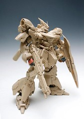 GMG 1-100 Sazabi Formania Version Resin Conversion Kit Complete Final Cast (13)