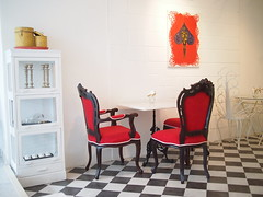 Interior, Mu Parlour, Lorong Mambong, Holland Village