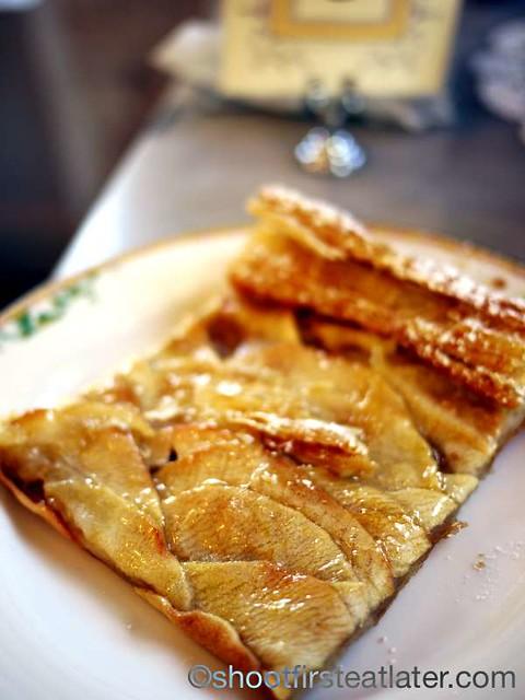 Sweet Lady Jane- apple tarte tatin