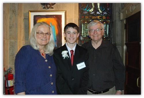 JMB & Grandparents