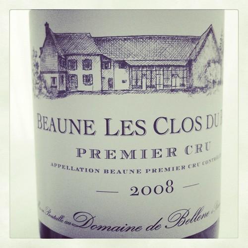 Domaine de Bellene Beaune Les Clos du Roi 2008