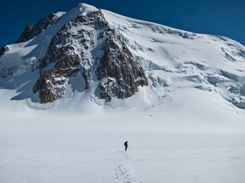 Mont Blanc por la ruta de los cuatromiles (5/6)