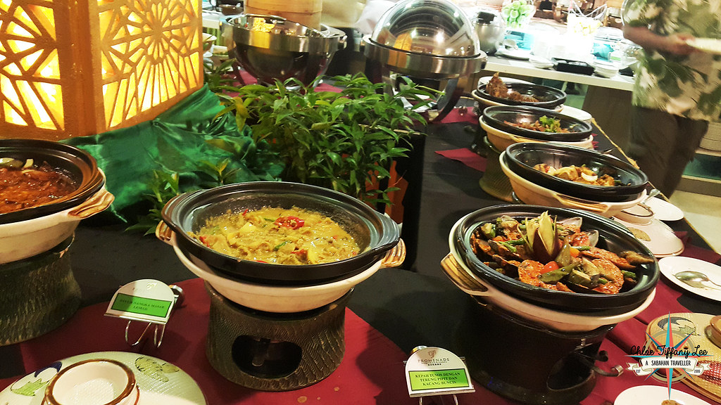 Buffet Sungkai with Ramadhan and International Cuisine, Promenade Hotel Kota Kinabalu, Sabah, Chloe Tiffany Lee (1)