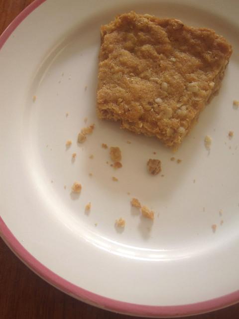 sweet oatcake omnomnom..